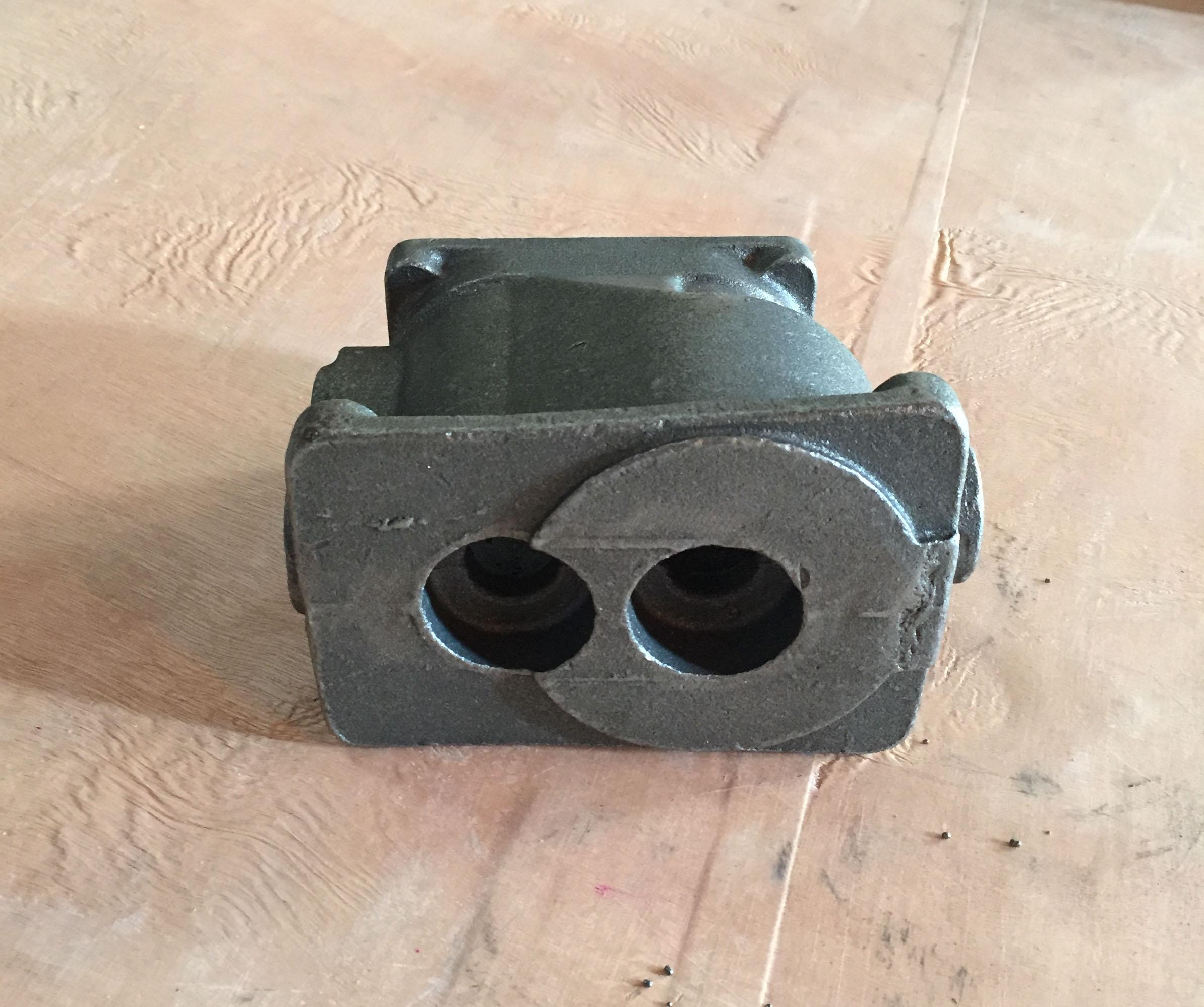 球铁 煤机马达壳