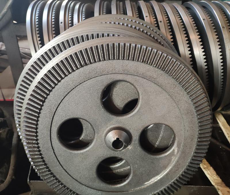 ADI铸件 齿轮盘